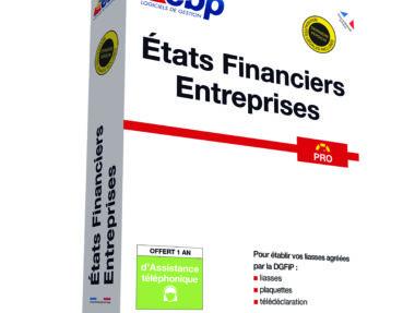 Acheter logiciel EBP Etats Financiers Entreprises PRO pas