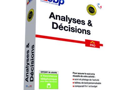 acheter logicel EBP Analyses & Décisions PRO pas cher