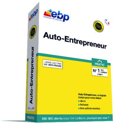 ebp logiciel auto entrepreneur sans vip 2018