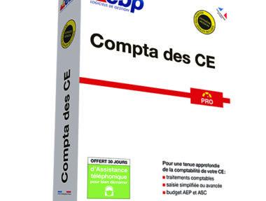 Acheter logiciel EBP Compta des CE pas cher