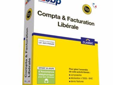 Acheter EBP Compta & Facturation Libérale Classic pas cher sur Boutique PcLanD