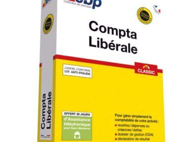 acheter logiciel EBP Compta Libérale Classic pas cher sur Boutique PcLanD