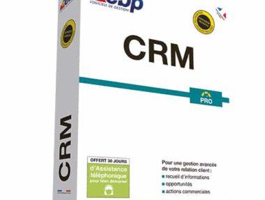 Acheter logiciel EBP CRM PRO pas cher sur Boutique PcLanD