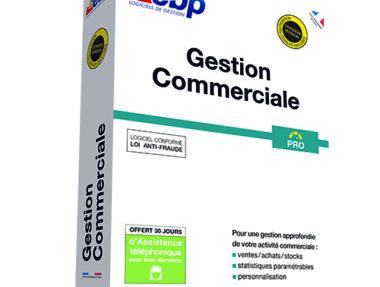 Acheter logiciel EBP Gestion Commerciale pro pas cher