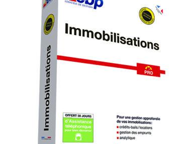 Acheter logiciel EBP Immobilisations pro pas cher sur Boutique PcLanD