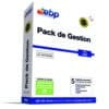 Acheter logiciel EBP Pack de Gestion PRO pas cher sur Boutique PcLanD