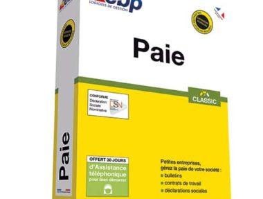 acheter logiciel EBP Paie classic pas cher