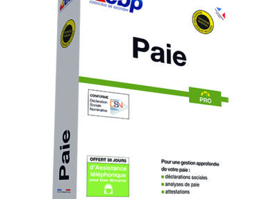 Acheter logiciel EBP Paie Pro pas cher sur Boutique PclanD