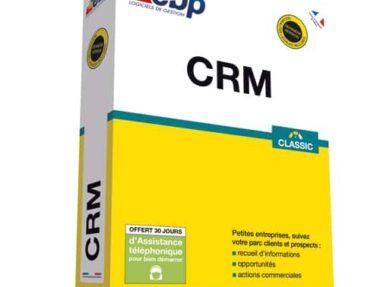 Acheter logiciel EBP CRM Classic pas cher sur Boutique PclanD