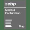 Acheter logiciel EBP Devis & Facturation Mac pas cher sur Boutique PcLanD