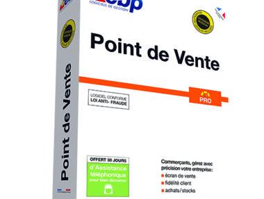 Acheter logiciel EBP Point de Vente PRO pas cher sur Boutique PcLanD