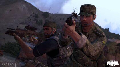 Arma III game