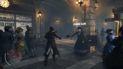 Assassin's Creed Syndicate uplay vue
