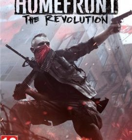 Acheter Clé homefront the revolution steam