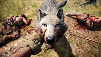 Far Cry Primal vue