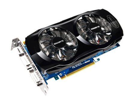 Gigabyte GeForce GTX 560 Ti OC 1024 MB (N560OC-1GI)