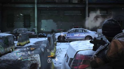 The Division Uplay vue 1