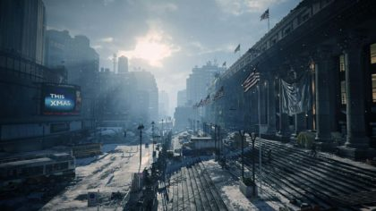 The Division Uplay vue 4