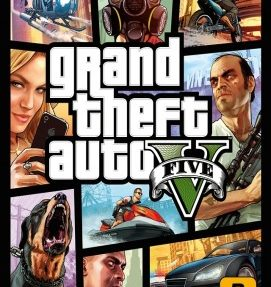 Grand Theft Auto V GTA V