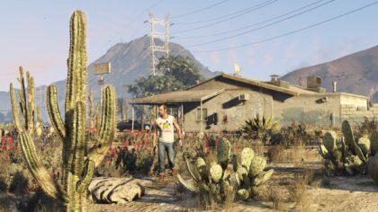 acheter clé Grand Theft Auto V vue4