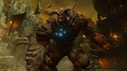 clé cd Doom Steam vue 1