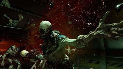clé cd Doom Steam vue 2