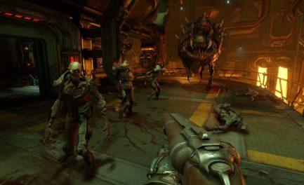 clé cd Doom Steam vue 3