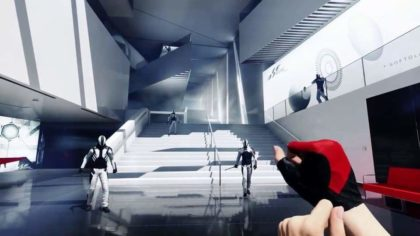 Mirror's Edge Catalyst Origin vue 3