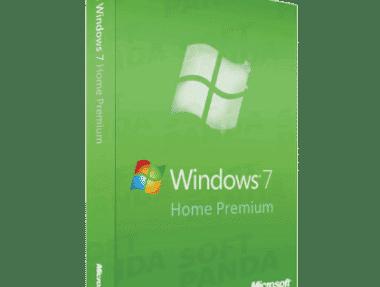 Microsoft Windows 7 Home Premium pas cher