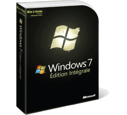 Microsoft Windows 7 Ultimate pas cher