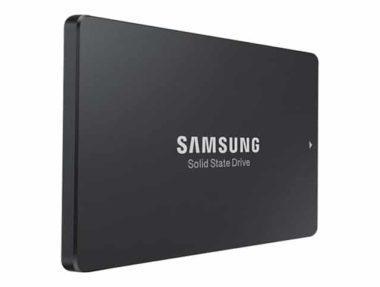 SSD Samsung 120 Go PM863