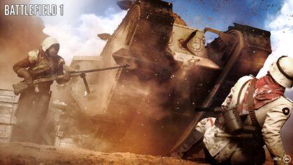 Acheter clé Battlefield 1 Origin vue4