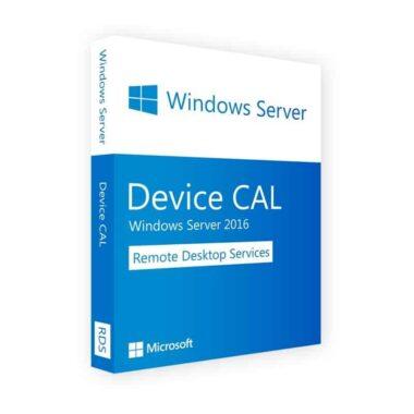 Acheter Remote Desktop Services 2016 Device CAL