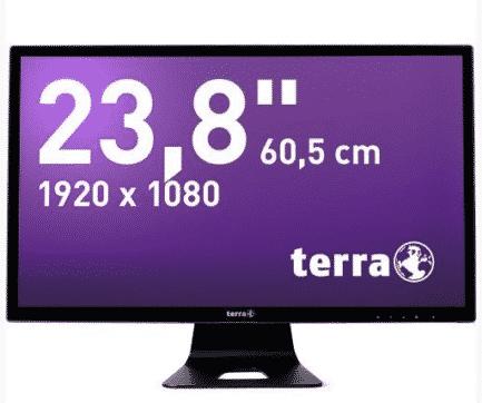 TERRA LED 2470W DP/HDMI GREENLINE PLUS