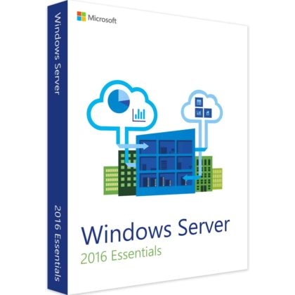 Acheter Microsoft Windows server essentials 2016