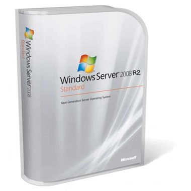 Acheter Microsoft Windows Server 2008 R2 standard