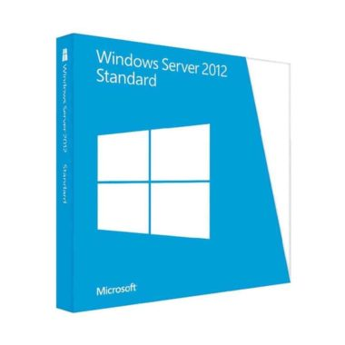 Acheter Microsoft Windows server standard 2012