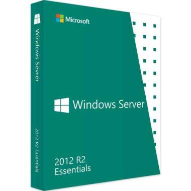 Acheter Microsoft Windows server essentials 2012