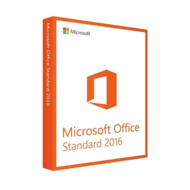 Acheter office standard 2016 pas cher