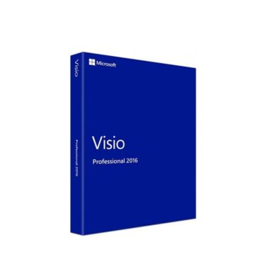 Acheter Microsoft Visio Professional 2016