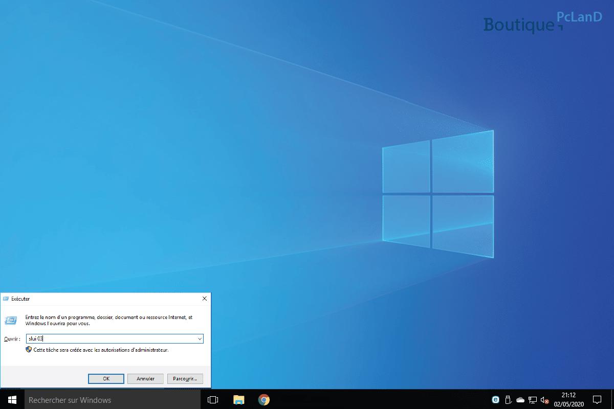 activer clé de produit Windows server 2012 r2