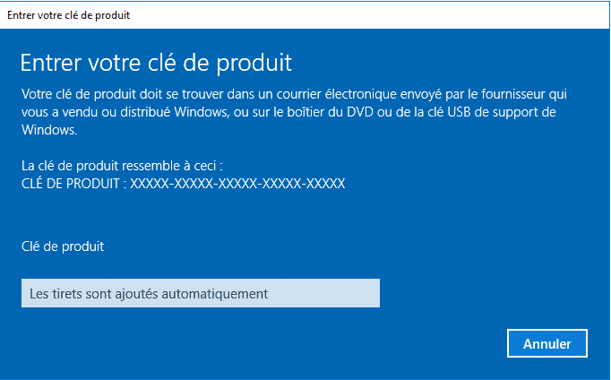 Windows server 2016 activation