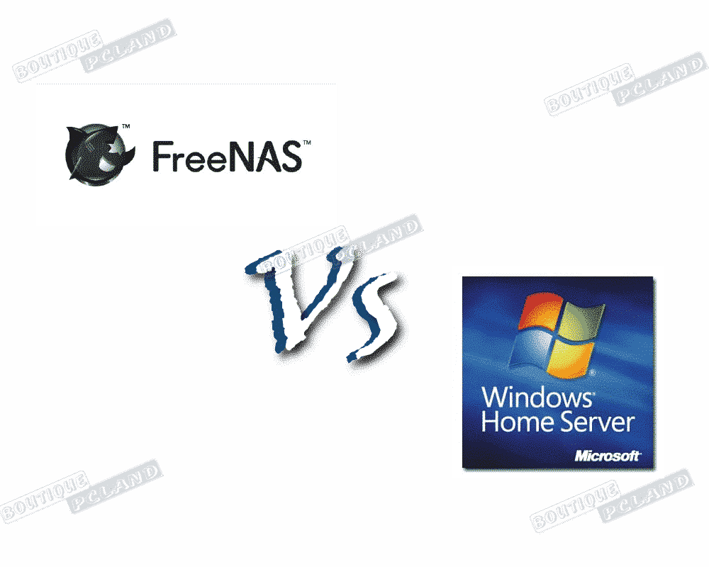 Freenas et Windows home server 2011-01
