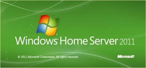 Que devient windows home server
