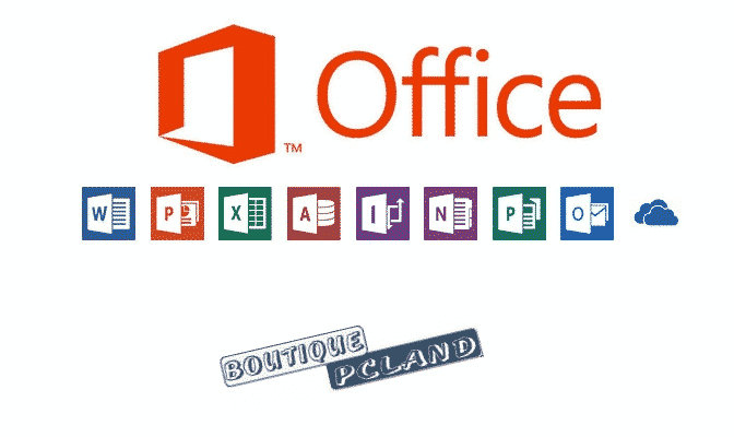 Pack office 2016