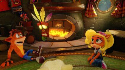 Crash Bandicoot N.Sane Trilogy pas cher
