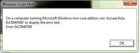 Réinitialiser l'activation de Windows