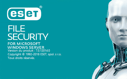 ESET File Security pour Microsoft Windows Server