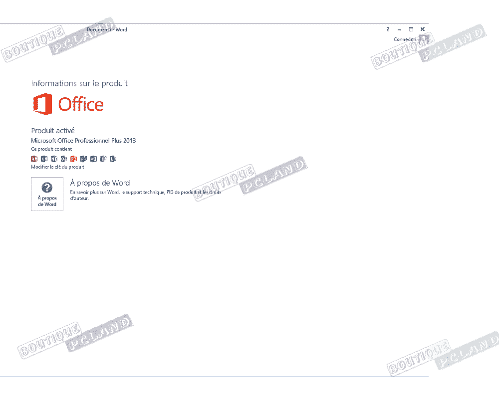 Comment activer Microsoft office 2016 standard-01