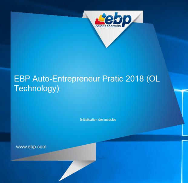 Supprimer une facture sur EBP auto-entrepreneur